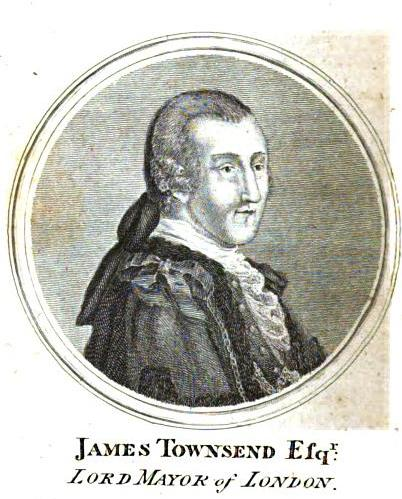 James Townsend, Mayor of London and Gentlemanly Poisoner